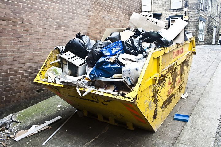pile of rubbish